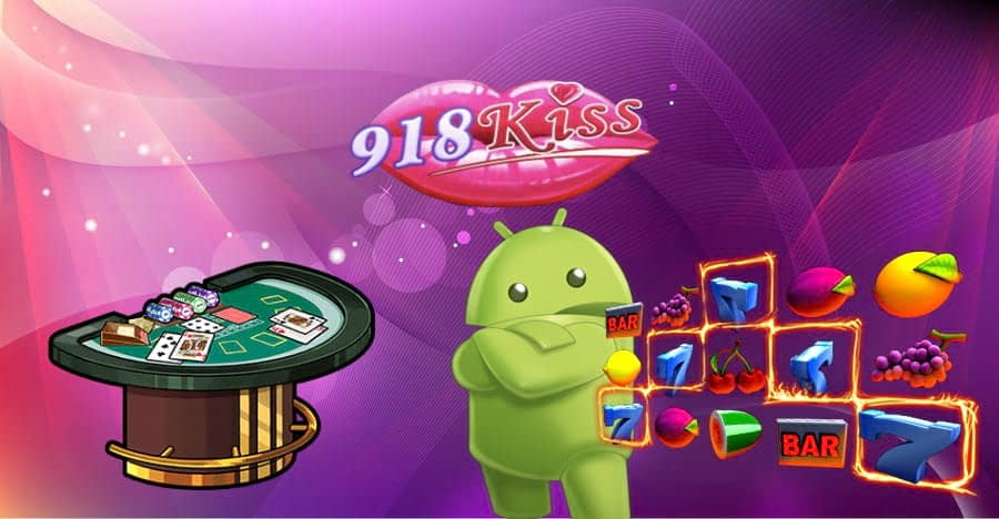 Find great gains whilst playing games online via 918kiss login